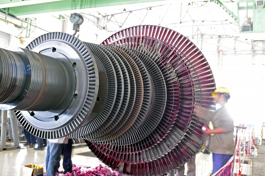 Prior Damage to Turbine Did Not Preclude BI Coverage